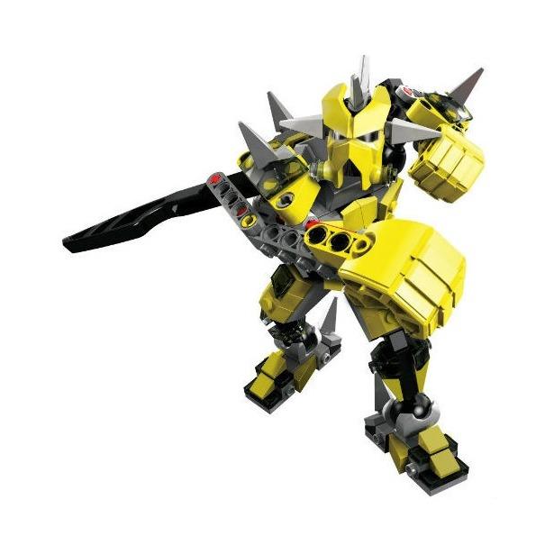 фото Мини-конструктор Mega Bloks Робот-воин. В ассортименте
