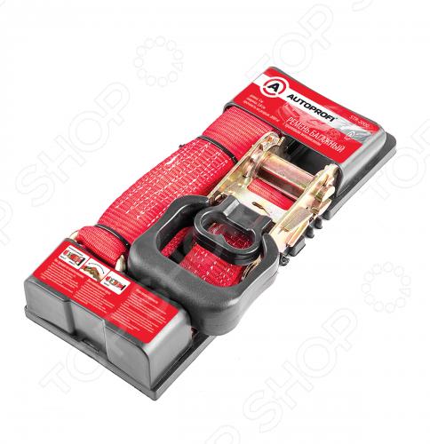 Стяжка для груза Autoprofi STR-2000 тросы и ленты для авто autoprofi стяжка для груза autoprofi bun 10