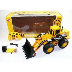фото Машина на радиоуправлении Shantou Gepai «Трактор с грейдером»