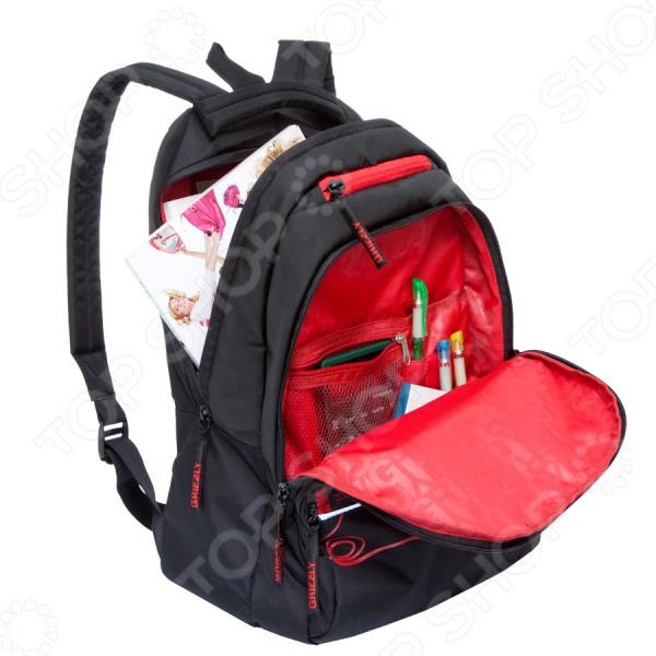 Рюкзаки гризли особенности рюкзак ванс с котами