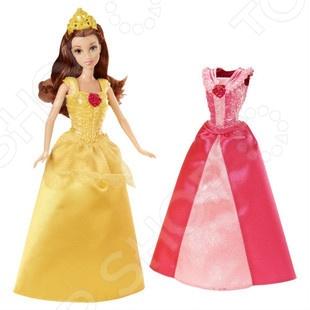 Набор подарочный Mattel «Принцесса и наряд Magiclip»