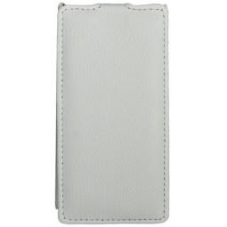 фото Чехол LaZarr Protective Case для Sony Xperia Z C6603. Цвет: белый