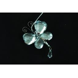 Купить Новогоднее украшение Crystal Deco «Бабочка» 1707685
