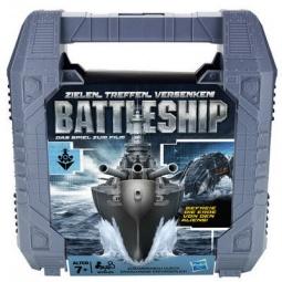 Купить Настольная игра Hasbro Морской бой. Кино-версия