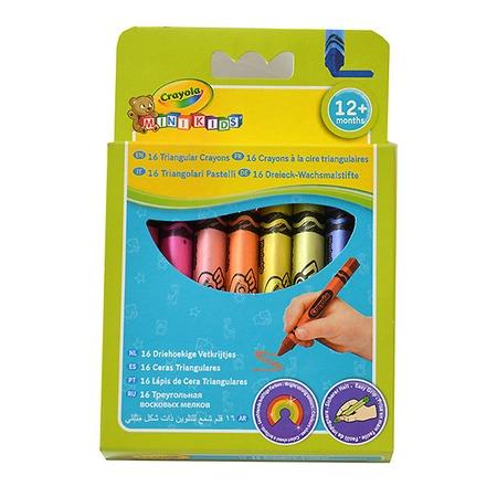 Купить Мелки восковые Crayola 52-016T