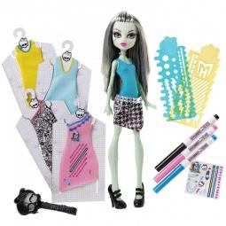 фото Кукла с аксессуарами Mattel «Стильная Фрэнки»