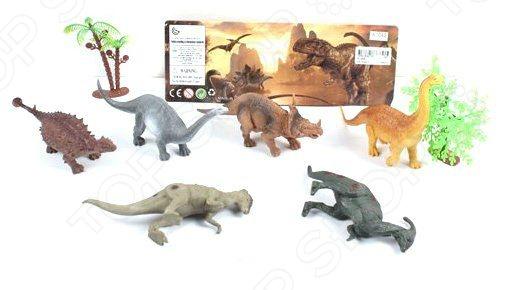 Набор фигурок Shantou Gepai «Долина динозавров» K164S