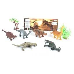 фото Набор фигурок Shantou Gepai «Долина динозавров» K164S