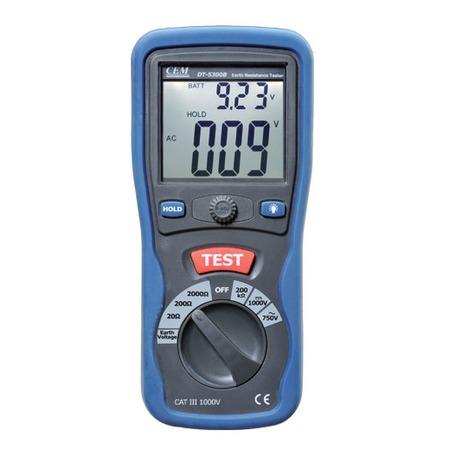 Купить Измеритель сопротивления заземления СЕМ DT-5300B