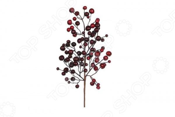 Новогоднее украшение Christmas House «Ветка с ягодами»