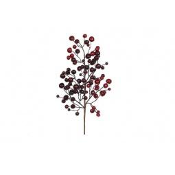 Купить Новогоднее украшение Christmas House «Ветка с ягодами»