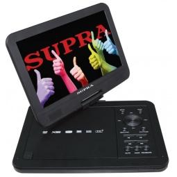 фото DVD-плеер портативный Supra SDTV-1025UT