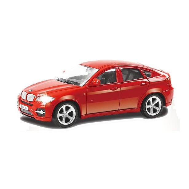 фото Модель автомобиля RMZ City BMW X6. В ассортименте