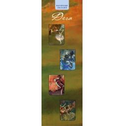 Купить Дега. 4 магнитные закладки