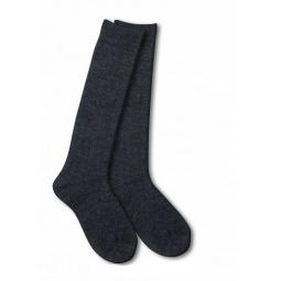 фото Носки детские Teller Wool Knee High. Цвет: тёмно-серый. Размер: 33-35