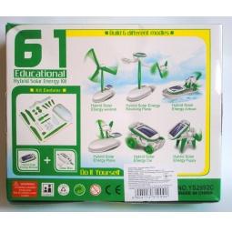 Купить Конструктор на солнечных батареях 6 в 1