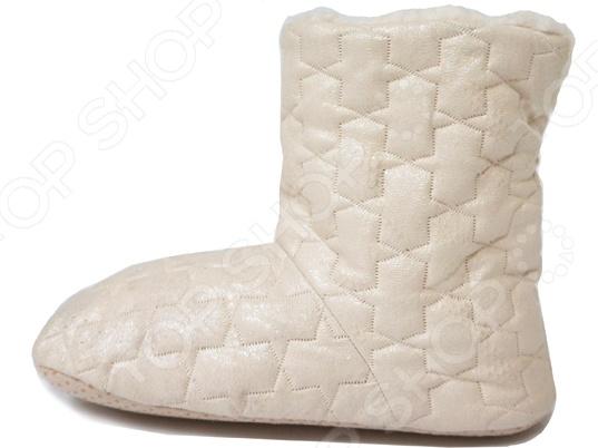 Тапочки-угги домашние Burlesco H110