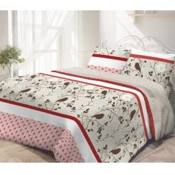 Купить Комплект постельного белья Гармония «Летний сад». Евро