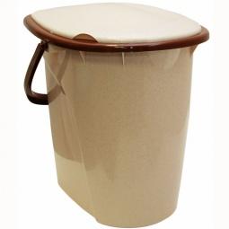 фото Ведро-туалет IDEA М 2460. Цвет: зеленый