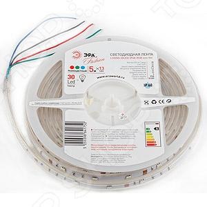 Лента светодиодная Эра LS5050-30LED-IP68-RGB-eco-5m asd ls 35w 30 33 30led 2 4w m 12 5m ip33 white 4680005958849