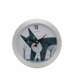 фото Часы настенные Mitya Veselkov «Плюшевый пес»