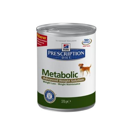 Купить Корм консервированный диетический для собак Hill's Prescription Diet Canine Metabolic