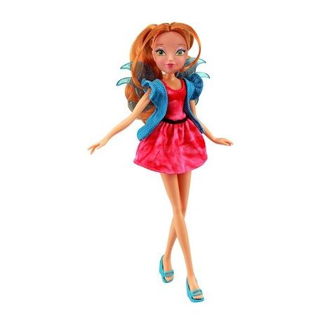 Купить Кукла Winx Club «Гардения. Флора»