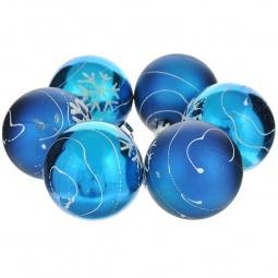 фото Набор новогодних шаров Феникс-Презент 35528