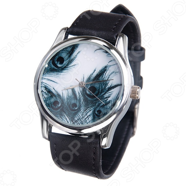 Часы наручные Mitya Veselkov «Павлиньи перья»