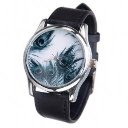 фото Часы наручные Mitya Veselkov «Павлиньи перья»