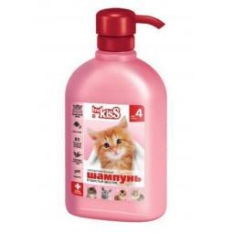 Купить Шампунь для котят Ms.Kiss «Пушистый хвостик»
