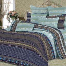 фото Комплект постельного белья Романтика «Махараджа». Евро