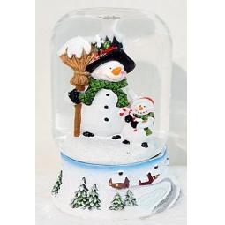 Купить Декорация-шар Новогодняя сказка «Снеговик» 972088