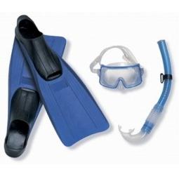 Купить Набор: маска с трубкой и ластами Intex 55958