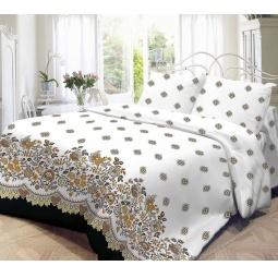 фото Комплект постельного белья Нежность «Кружево». Евро