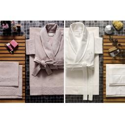 фото Набор халатов с полотенцами Valeron Allure