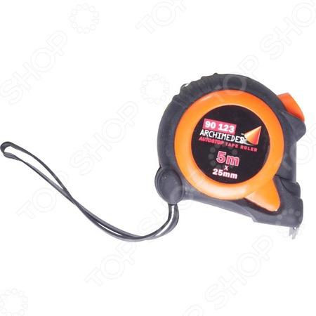 Купить Рулетка измерительная с автостопом Archimedes Autostop Tape Ruler