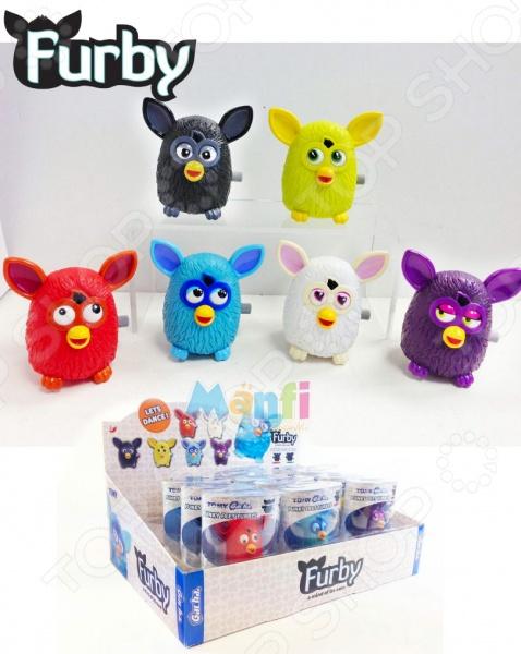 Игрушка интерактивная Tomy Furby ТО8834. В ассортименте