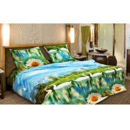 фото Комплект постельного белья Amore Mio Duet. Mako-Satin. 1,5-спальный