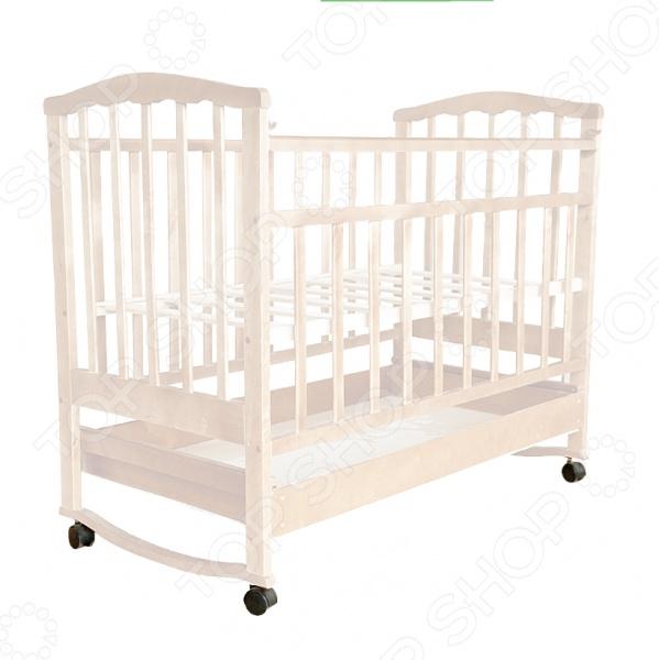 Кроватка детская Агат Золушка-2