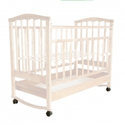 Купить Кроватка детская Агат Золушка-2