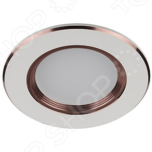 Светильник потолочный Эра KL LED 4SC/WH светильник потолочный эра dk led 4 sl