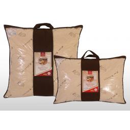 Подушка из верблюжьей шерсти «Дачная»