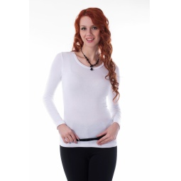 фото Кофта Mondigo 8605. Цвет: белый. Размер одежды: 44