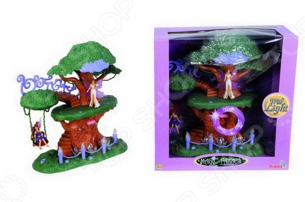 Набор игровой Simba «Дом на дереве»