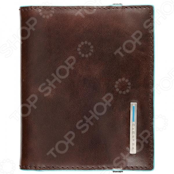 Чехол для кредитных и визитных карт Piquadro Blue Square PP1395B2