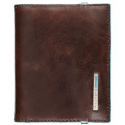 Купить Чехол для кредитных и визитных карт Piquadro Blue Square PP1395B2