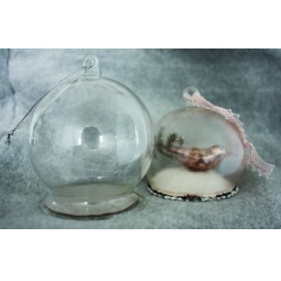 фото Стеклянный колпак Melissa Frances Круглый шар