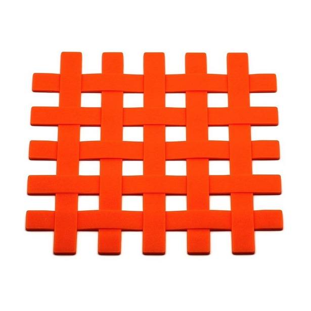 фото Подставка под горячее Atlantis SC-MT-012. Цвет: оранжевый