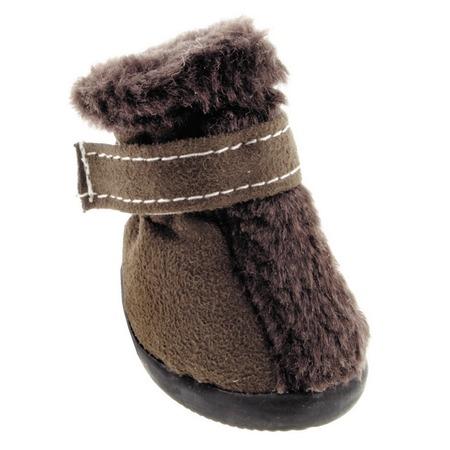 Купить Обувь для собак DEZZIE «Эспрессо»